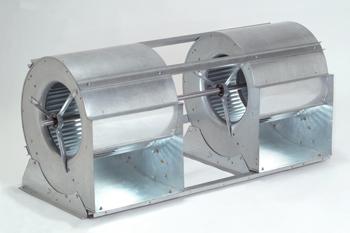 Belt Drive Twin Blower Assembly